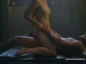 Anna Hutchison naked - Spartacus S03E08