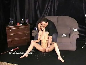 Needle punished and electro tortured Emily Sharpe in wild bdsm