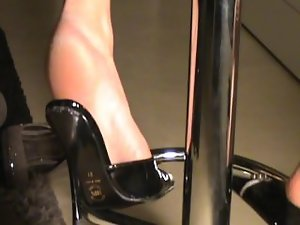 Experienced soles in shoes sexual