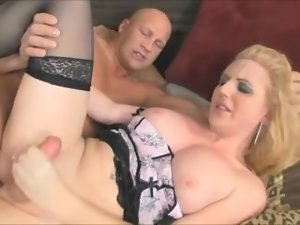 Juliette Stray TS Cumshot Queen 2