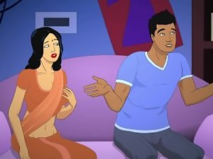 Sabita Bhabi Adult 18+ Animated Randy indian Movie