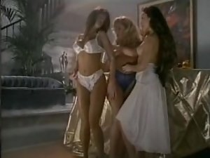 Racquel Darrian & Felecia & Barbara Doll