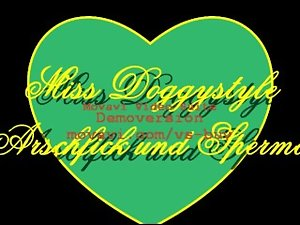 Miss Doggystyle - Arschfick & Sperma