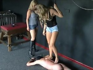 rough trampling 2