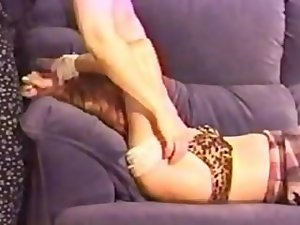 A Classic Tickling Clip - Tied and Tickled