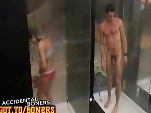BB Belgium Kevin hardon in shower cfnm