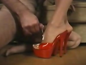 Heeljob Shoe Job Cummy Compilation # 3 - Heelslovers@pornhub