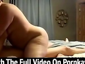Heavy blond delights screwing