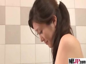 Raunchy Asian Mommy Get Explicit Fucked On Camera video-19