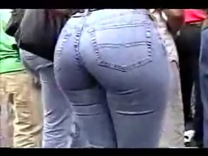 jeans enorme