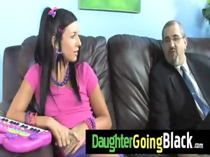 My ebony friend bangs my daughter raunchy teen snatch 6