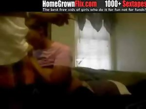 HomeGrownFlixcom - Sextape Black Pervert Loves Pecker 28875