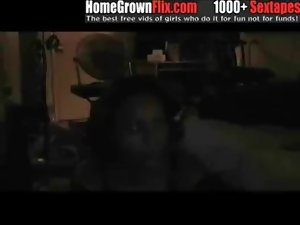HomeGrownFlixcom - Sextape Black Pervert Loves Pecker 28857