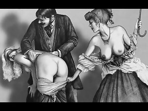 Wench Whipping Art Compilation 3