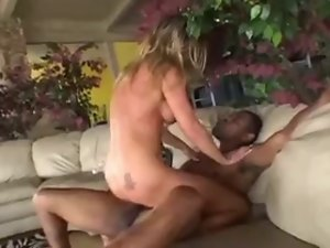 Cougar Uses All Holes With BBC