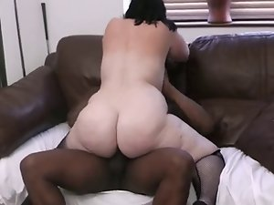 filthy attractive mature bum accept huge bbc