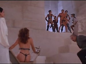 Tawny Kitaen bare in Gwendoline