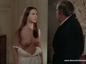 Carole Bouquet naked - That Obscure Object Of Desire (1977)