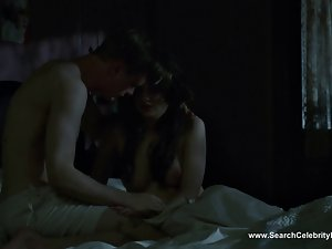 Emily Meade bare - Boardwalk Empire S01E04