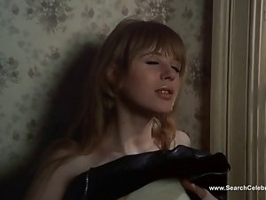 Marianne Faithful naked - The Young woman on a Motorcycle (1968)