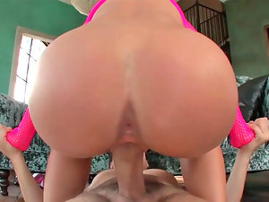 Nicole Aniston receiving big sausaghe in all her holes