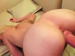 Tiffany Fox receiving erect schlong in her pussy during dirty
